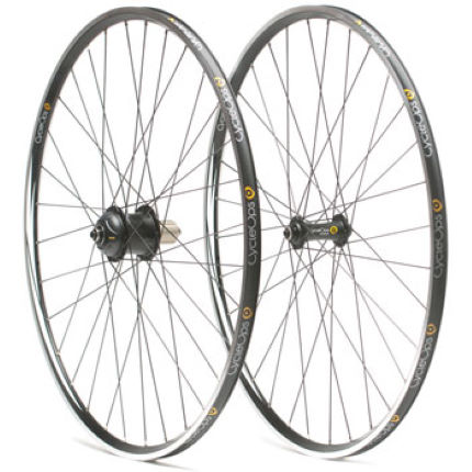 CycleOps Powertap Pro Alloy Wheelset