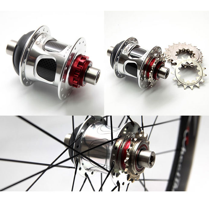 CycleOps PowerTap SL Plus Track Hub Only