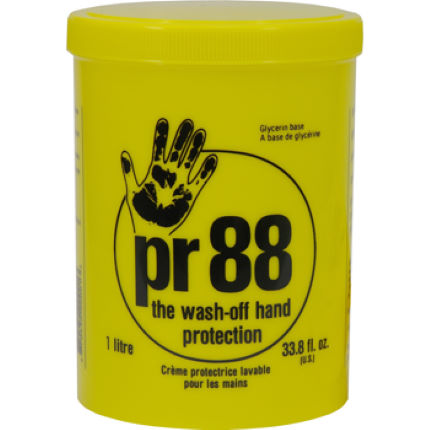 PR pr88 Skin Protection Cream 1 Litre Tub