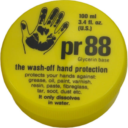 PR pr88 Skin Protection Cream 100ml Pocket Tub