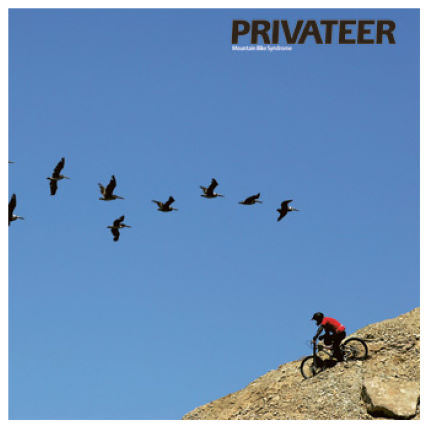 Rouleur Privateer Mountain Bike Magazine - Issue 5