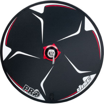 Pro Carbon Disc Tubular Rear Wheel