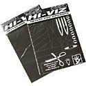 Respro Hi Viz Pressure Sensitive Sticker Sheet
