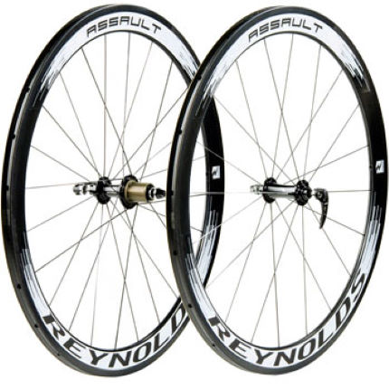Reynolds Assault Carbon Tubular Wheelset
