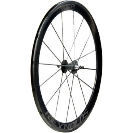 Reynolds RZR 46 Carbon Tubular Front Wheel