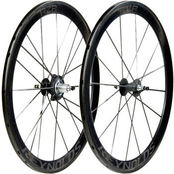 Reynolds RZR 46 Team Carbon Tubular Wheelset