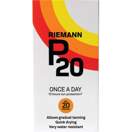 Riemann P20 SPF20 Sun Protection - 200ml
