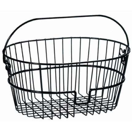 Rixen Kaul Wire Shopping Basket (16 Litre)