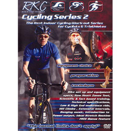 Rick Kiddle Coaching Cycling Series 2 DVD