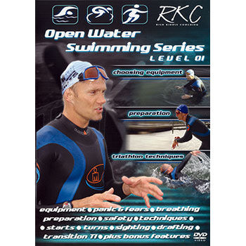 Rick Kiddle Coaching Open Water Swimming Series Level 01 DVD