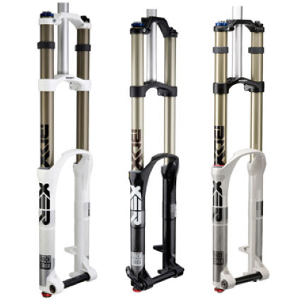 RockShox BoXXer World Cup Solo Air Suspension Fork - 2012