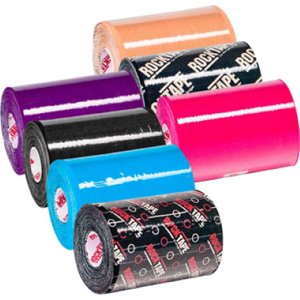 Rocktape 10cm Wide Tape - 5m Roll