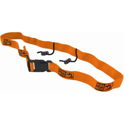 Run And Move Race Number Belt Cords