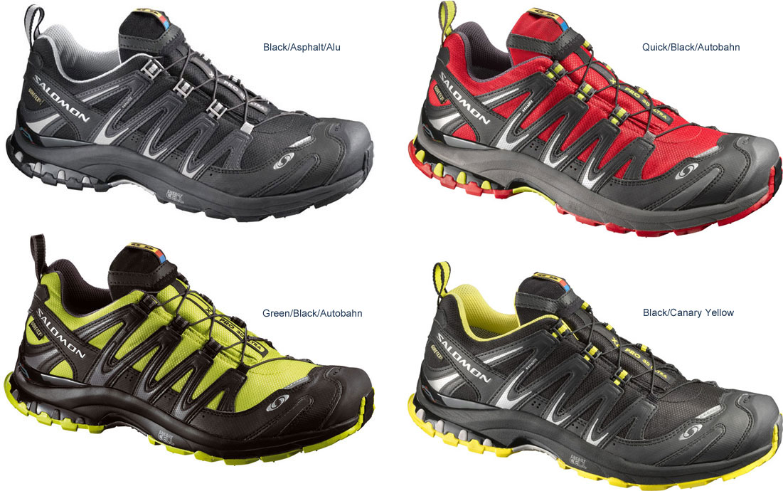 wiggle salomon xa pro 3d ultra gtx shoes ss11 offroad. Black Bedroom Furniture Sets. Home Design Ideas