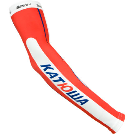 Santini Katusha Team Issue Arm Warmers 2011