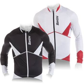 Santini Touch Long Sleeve Jersey