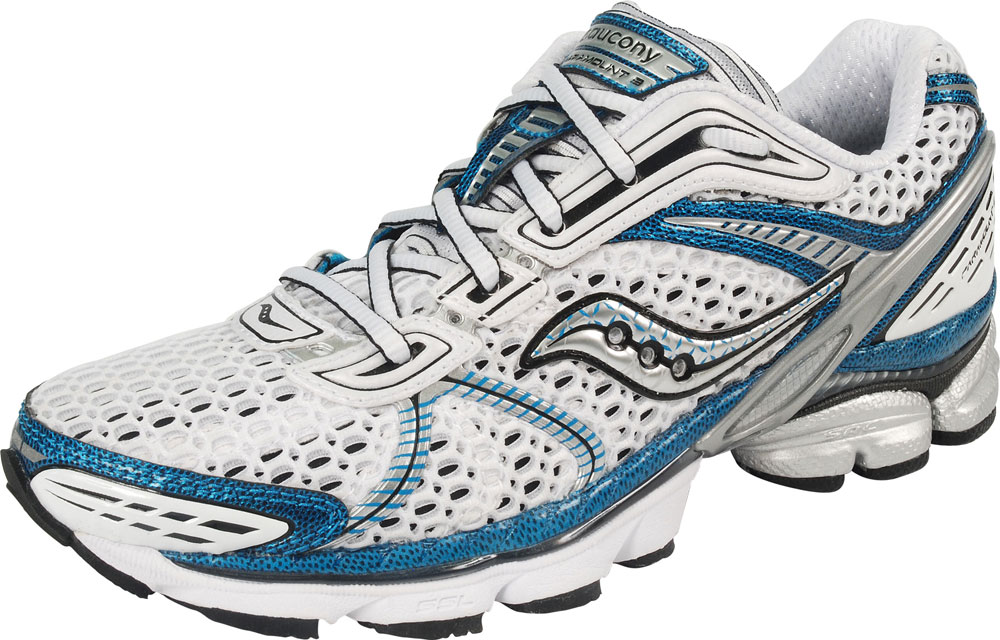Saucony Ladies ProGrid Paramount 3 Shoes SS11