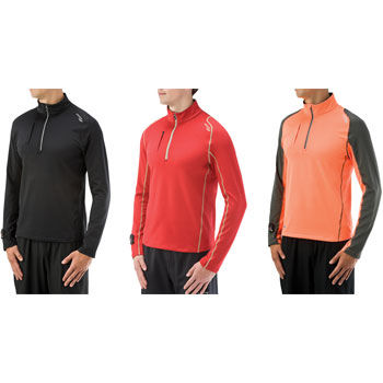 Saucony Epic DryLete Fitted Long Sleeve Top AW11