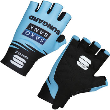 Sportful Saxo Bank/Sungard Tropic Short Finger Glove 2011