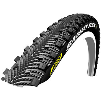 Schwalbe Sammy Slick Road Folding Cyclocross Tyre