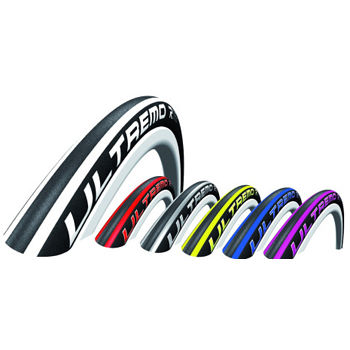 Schwalbe Ultremo R.1 Evolution Coloured Folding Road Tyre