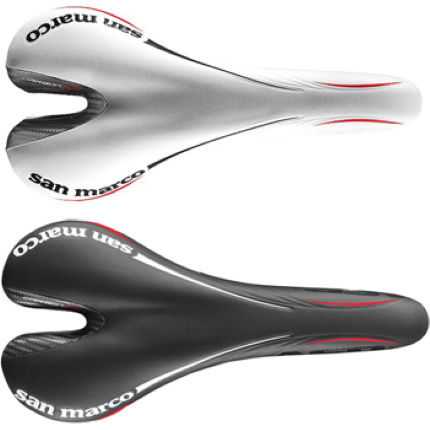 Selle San Marco Aspide Carbon FX Saddle with Carbon Rails