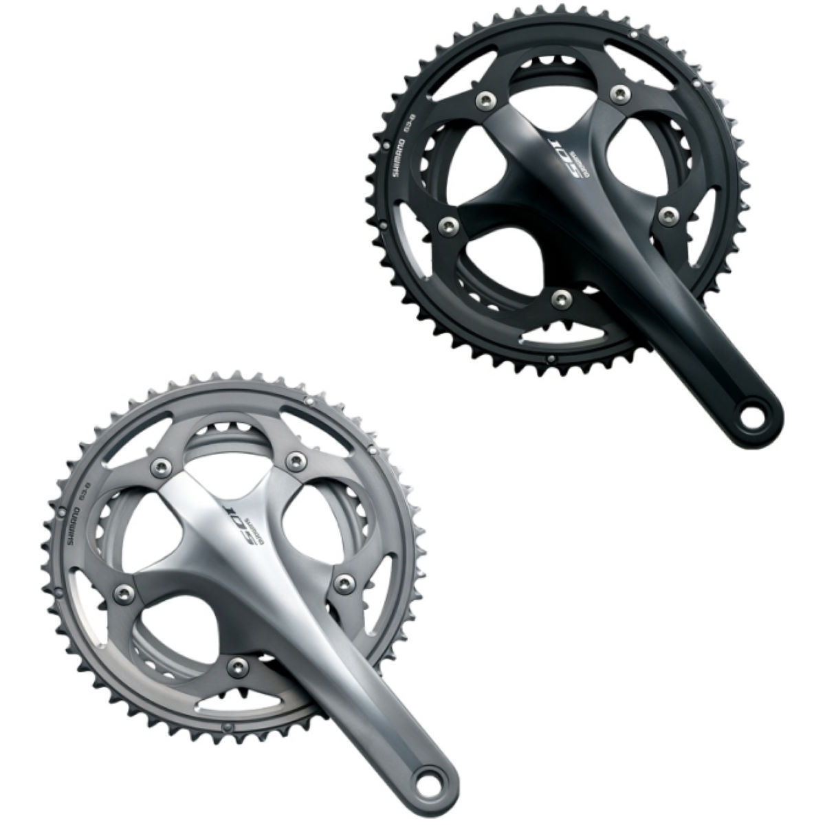 Shimano 105 5700 Hollowtech II Double Chainset