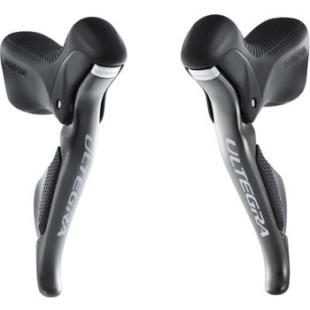 Shimano Ultegra 6770 Di2 STI Double 10 Speed Lever Set