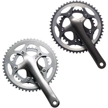 Shimano 105 5600 Hollowtech II Compact Chainset
