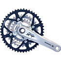 Shimano XT M771 Triple 9 Speed Chainset