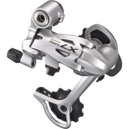 Shimano - LX T661Top Normal リアーディレーラー