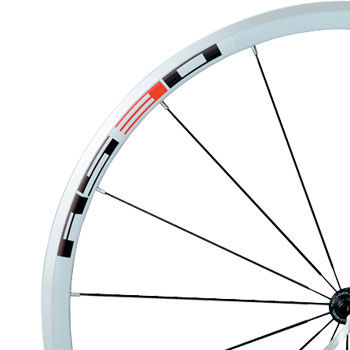Shimano RS30 Clincher White Wheelset
