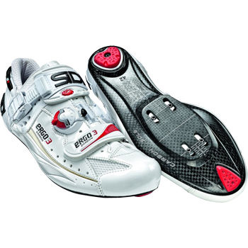 Sidi Ergo 3 Vent Carbon Vernice - Speedplay Sole