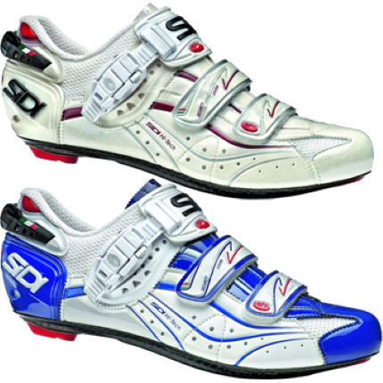 Sidi Genius 6.6 Carbon Lite Vernice Cycle Shoe 2012