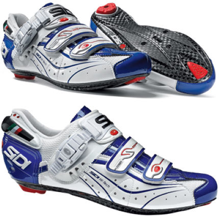 chaussures de route sidi genius 6 6 carbon lite vernice road shoes 2011 wiggle france. Black Bedroom Furniture Sets. Home Design Ideas