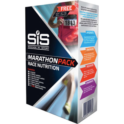 Science in Sport Marathon Pack