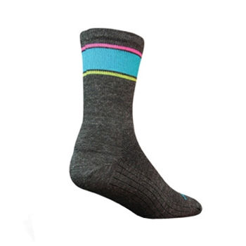 SockGuy Dudical 5 inch Elite Tech Wool Cycling Socks