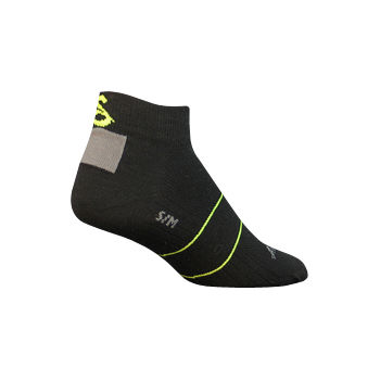 SockGuy Elite Tech Wool 1 Inch Cuff Cycling Socks