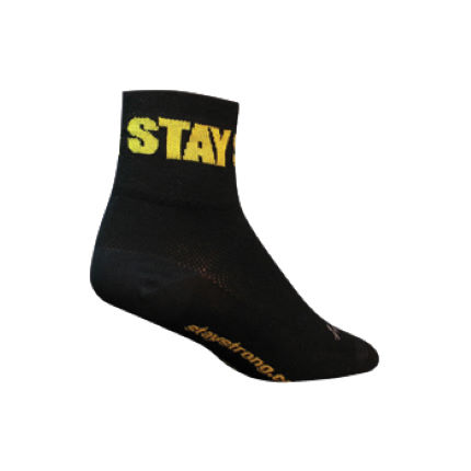 SockGuy Stay Strong Cycling Socks