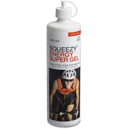 Squeezy - Energy (and Super) Gel Racer 500ml ボトルリフィル