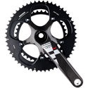SRAM Red Black BB30 Double Chainset 2011