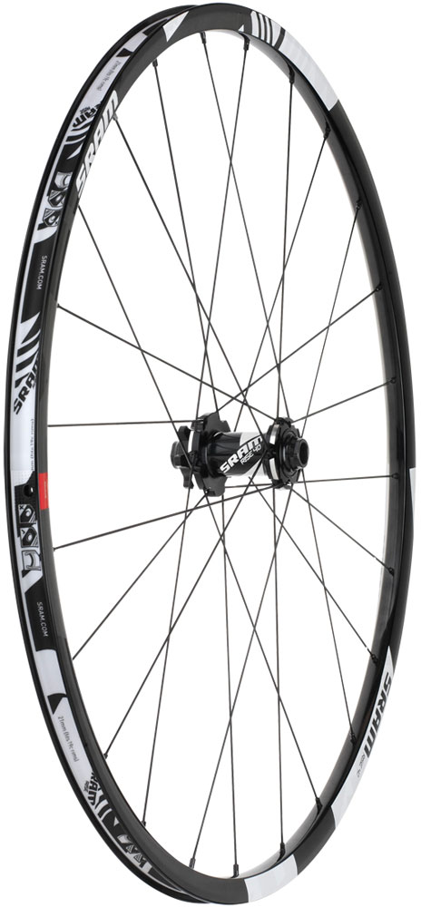 roues vtt sram rise 40 mtb 29er front wheel wiggle france. Black Bedroom Furniture Sets. Home Design Ideas