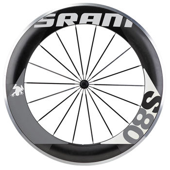 SRAM S80 Carbon Clincher Front Wheels