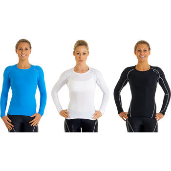 Sugoi Ladies Piston 140 LS Compression Base Layer AW10