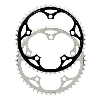 TA 130 PCD Alize Outer Chainrings (47-49T)