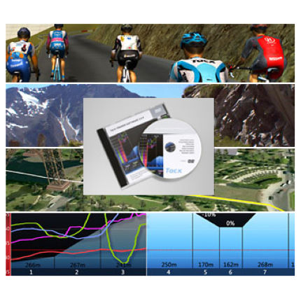 Picture of Tacx Trainer Software Ugrade Kit (Version 2 to 3)