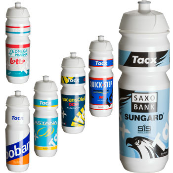 Tacx Shiva Pro Team 750cc Water Bottle 2011