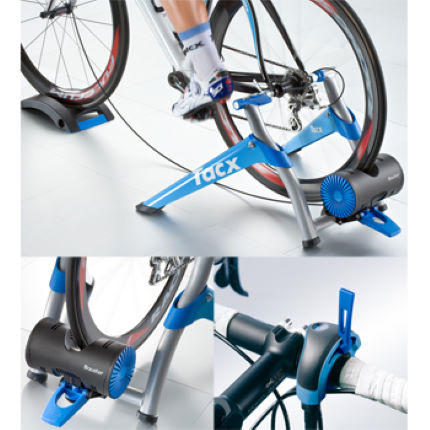wiggle tacx booster ultra power magnetic trainer damaged box turbo trainers. Black Bedroom Furniture Sets. Home Design Ideas