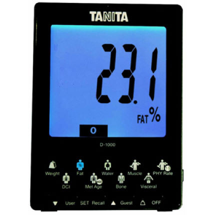 Tanita D-1000 Remote Display