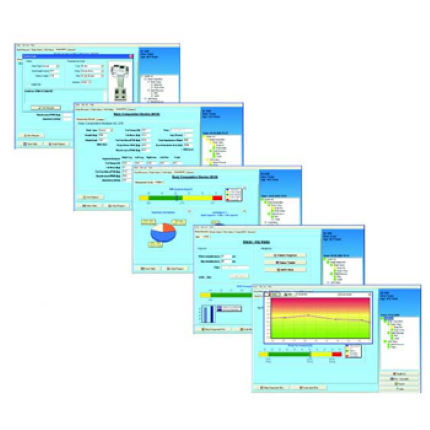 Tanita GMON Software for the BC-1000 and BC-601 Monitor